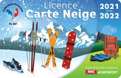 License carte neige