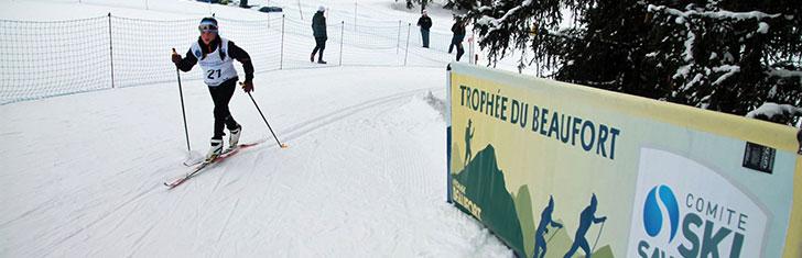 Biathlon 2019 Calendrier.Nordique Comite De Ski De Savoie