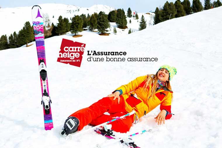 assurance ski carre neige 519122