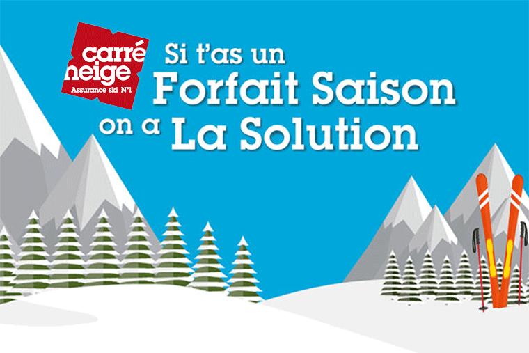 assurance ski carre neige saison 51776
